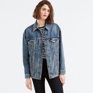 Levi's premium baggy trucker jacket- Bust a Move
